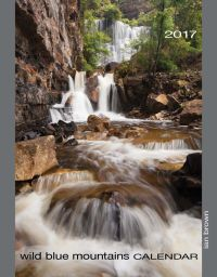 Wild Blue Mountains Calendar 2017